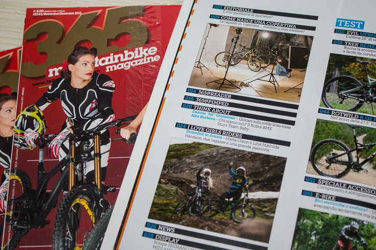 I Love Girl Riders on 365 Mountainbike Magazine!! #ilovegirlriders #iamagirlrider ilgr #girlriders #365 #mtb #magazine #365mtb