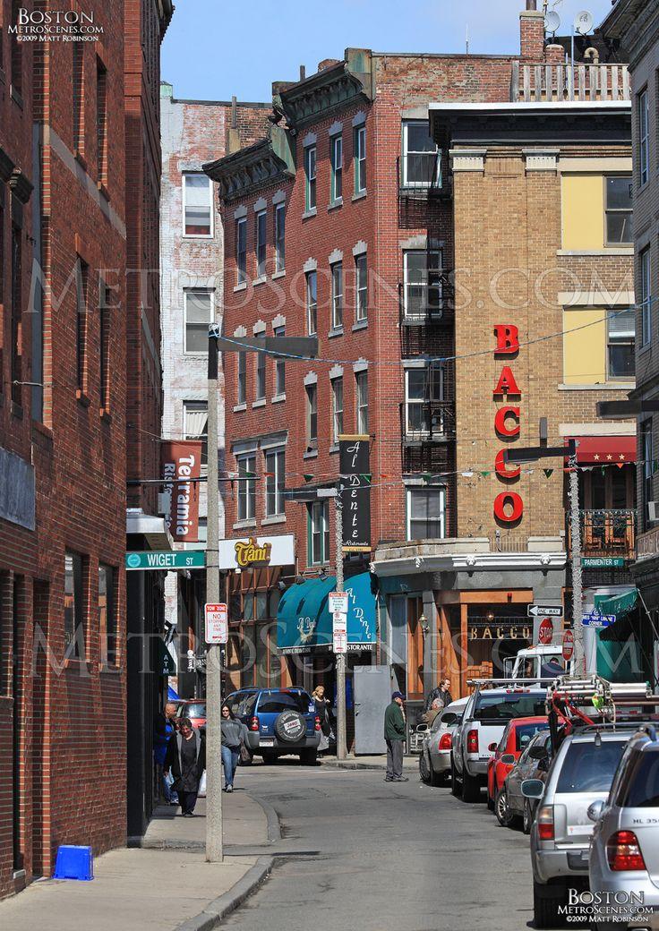 Best Italian Restaurants North End Boston Mass