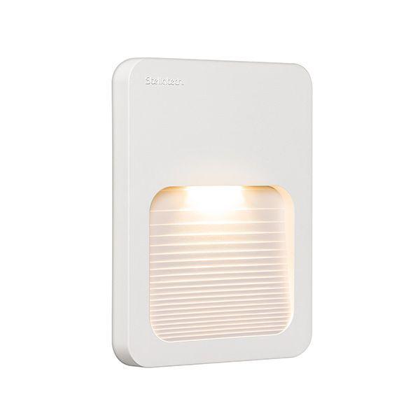 BALIZADOR DE PAREDE SOBREPOR #videoware #bella #stellatech #luminarias #iluminação #lighting #design #led  www.videoware.com.br