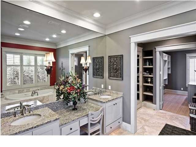 19 best master bath closet combo images on pinterest for Attached bathroom designs