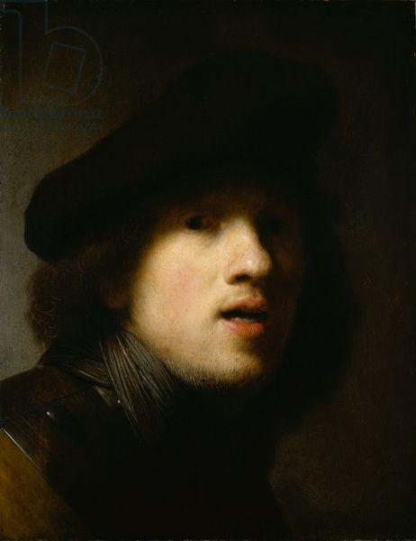 Rembrandt Van Rijn Self Portrait 1629 300 best rembrandt van...