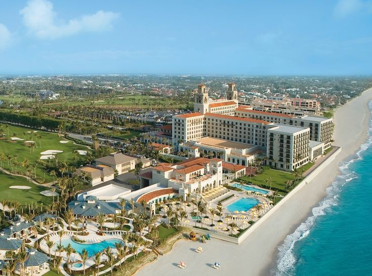 The Breakers Hotel In West Palm Beach This Gorgeous History Filled Luxury Property Is