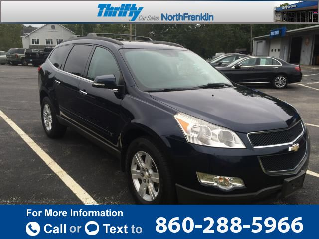 2010 *Chevrolet* *Chevy*  *Traverse*  *LT* *w/2LT*  115k miles $13,487 115234 miles 860-288-5966 Transmission: Automatic  #Chevrolet #Traverse #used #cars #ThriftyCarSalesNorthFranklin #Franklin #CT #tapcars