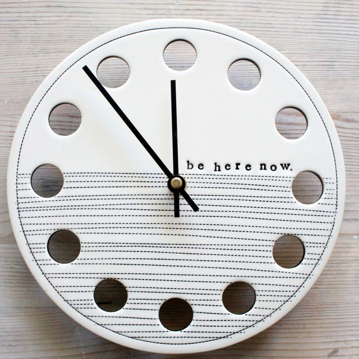 17 Best Clay Clocks Images On Pinterest Ceramic Pottery Pottery