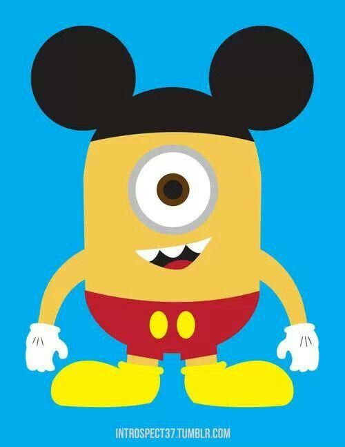 Disney Minions DISNEY minion  ...