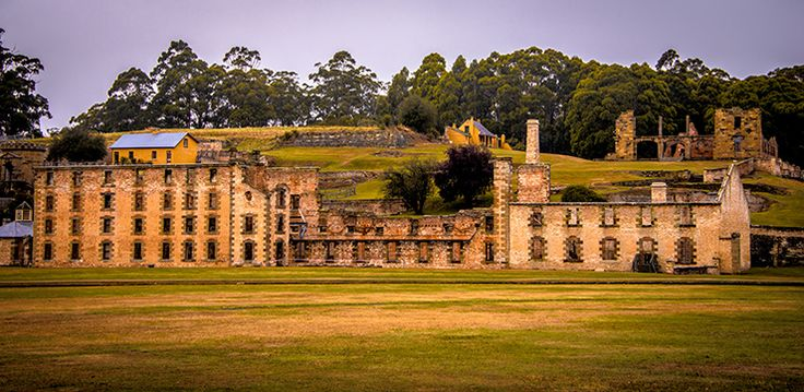Port Arthur remains a physical chronicle of a dramatic part of Australia's history (Tourism Tasmania & Poon Wai Nang) #UniqueTassie @discovertas