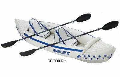 Sea Eagle SE-330 Pro Inflatable Sport Kayaks