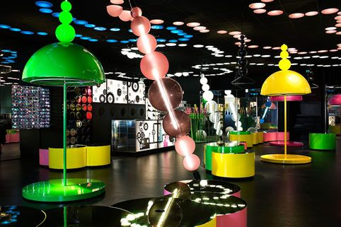 Monki Store Design By Electric Dreams We Heart