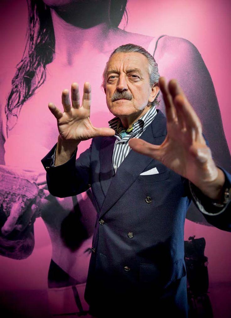 Dieter Meier (© TOP Magazin Frankfurt)