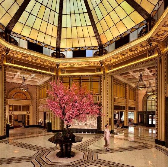 Fairmont Peace Hotel, Shanghai on the Bund,