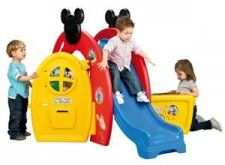 Beautiful Mickey Mouse Bedroom Furniture Mickey Mouse Clubhouse With Toddler  Playhouse With Slide