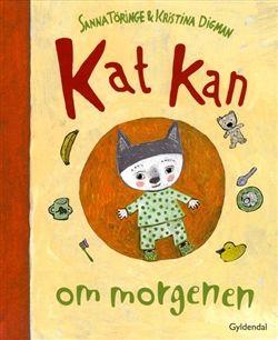 Køb 'Kat kan om morgenen' bog nu. Lille Kat kan selv! Vær med en helt almindelig morgen hjemme hos lille Kat.  En genkendelig hverdagshistorie for
