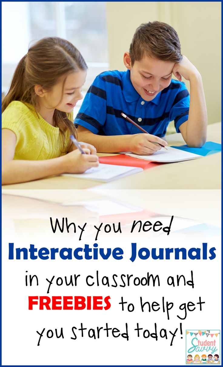 The Interactive Journal - Why It's a Must.