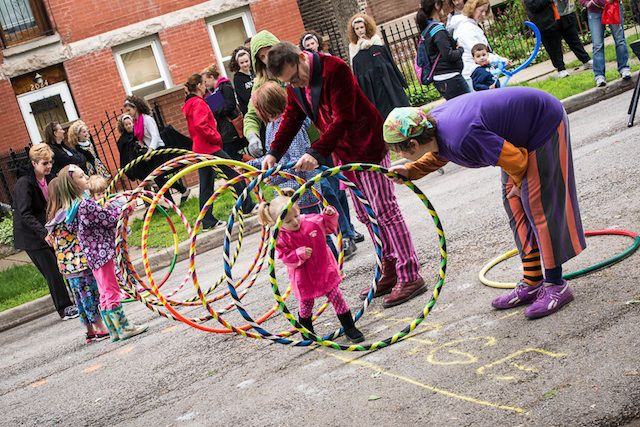 Say hello to June at Wicker Park's coolest family festival, the La Grange pet parade, a princess and superhero party, and more. Chicago Kids Weekend Events: May 30-June 1
