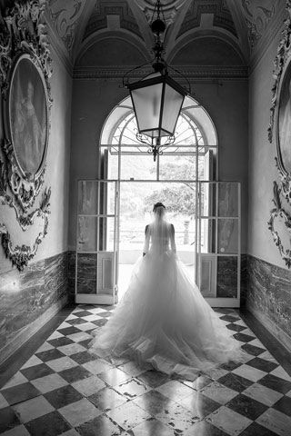 Chrissy Teigen & John Legend's first wedding photos