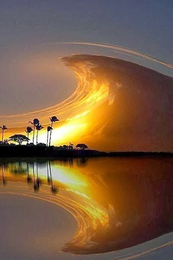 Sky-Wave-Costa-Rica. ONLY GOD...only God!