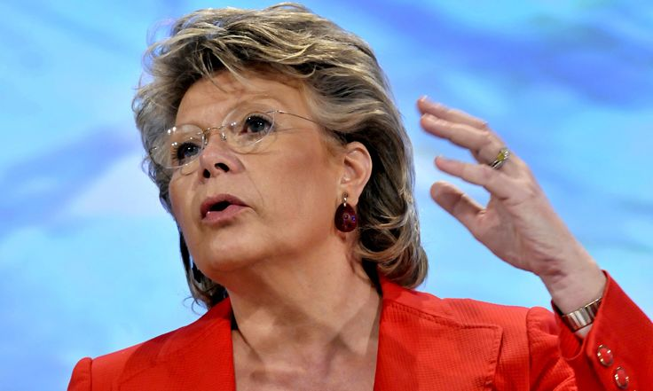 Eurozone countries should form United States of Europe, says EC vice-president