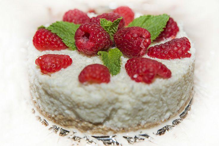 Raw luxusná tortička