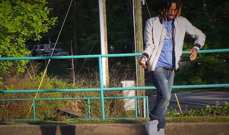Шарнирный дабстеп Маркеса Скотта (Marquese Scott) под романтику The Weeknd