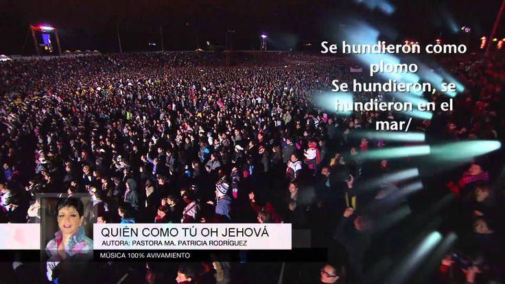 Quién como Tú oh Jehová - CENTRO MUNDIAL DE AVIVAMIENTO BOGOTA COLOMBIA
