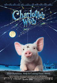 Wilbur the pig is scared of the end of the season, because he knows that come that time, he will end up on the dinner table. He hatches a plan with Charlotte, a spider that lives in his pen, to ensure that this will never happen.