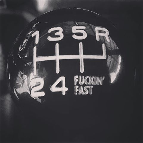 FAHRSTAHL — for Speed Junkies #fuckingawesome #shifter...
