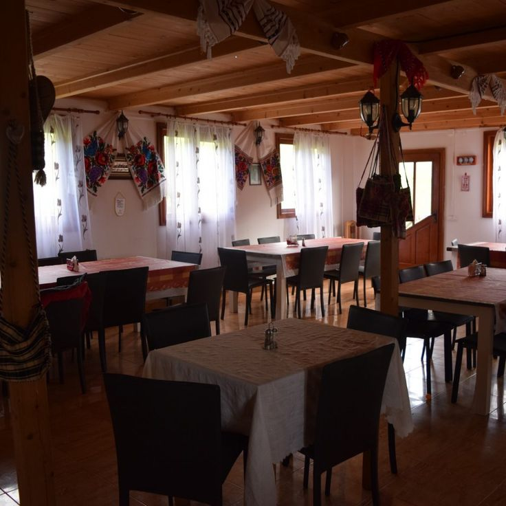 Restaurant Pension Scarisoara