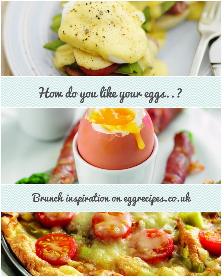 Delicious brunch ideas from frittatas to twists on Eggs Benedict and dippy eggs with special soldiers. For more inspiration visit eggrecipes.co.uk