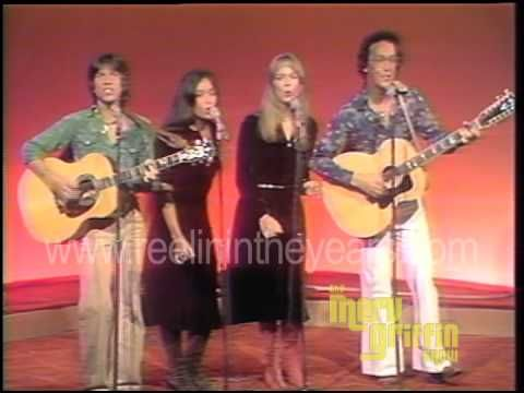 "Starland Vocal Band- ""Afternoon Delight"" Live (Merv Griffin Show 1976)"