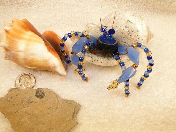 Pin By Debbie Warren Berry On Beaded Octopus Crabs
