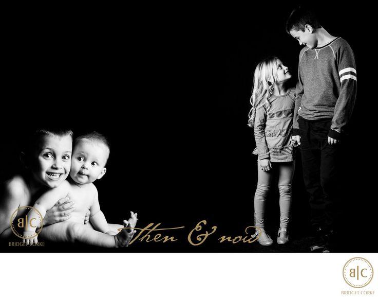 Bridget Corke Photography - Family Portrait Studies Studio Photographer: Keywords: Then & NOw (41), Then & Now for Website (39).