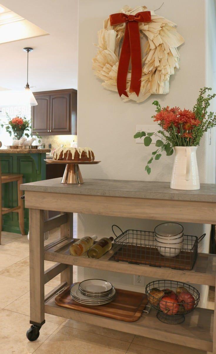 Better Homes And Gardens Modern Farmhouse Cart