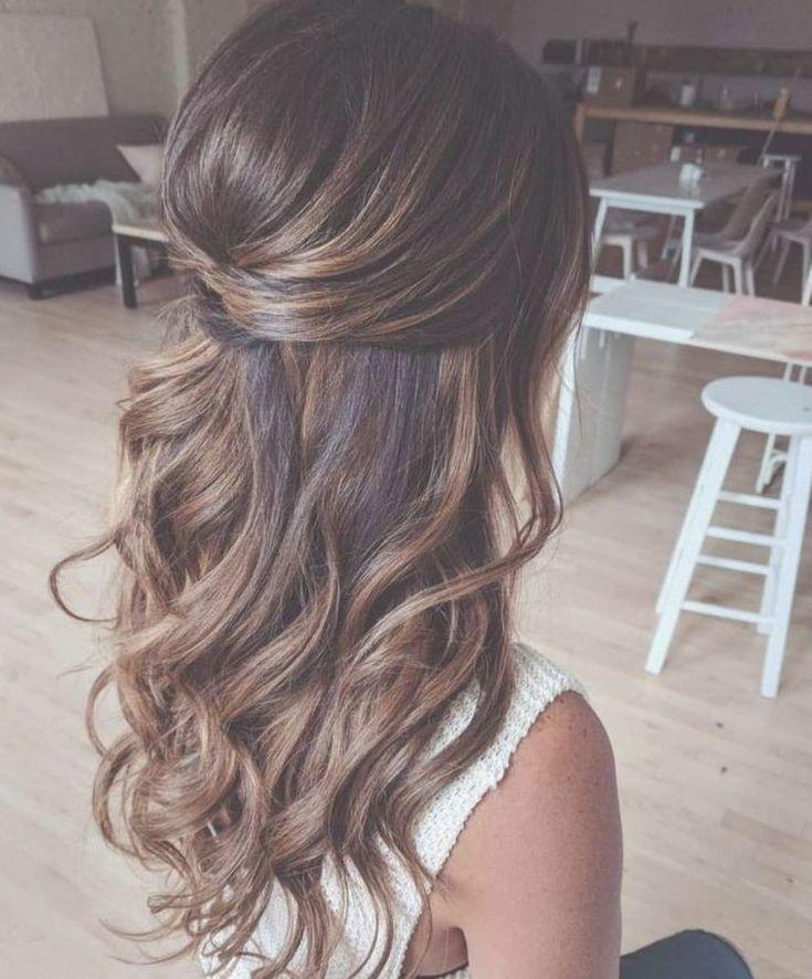 39 Gorgeous Half Up Half Down Hairstyles #longhairstyles #halfuphalfdownhair #no…