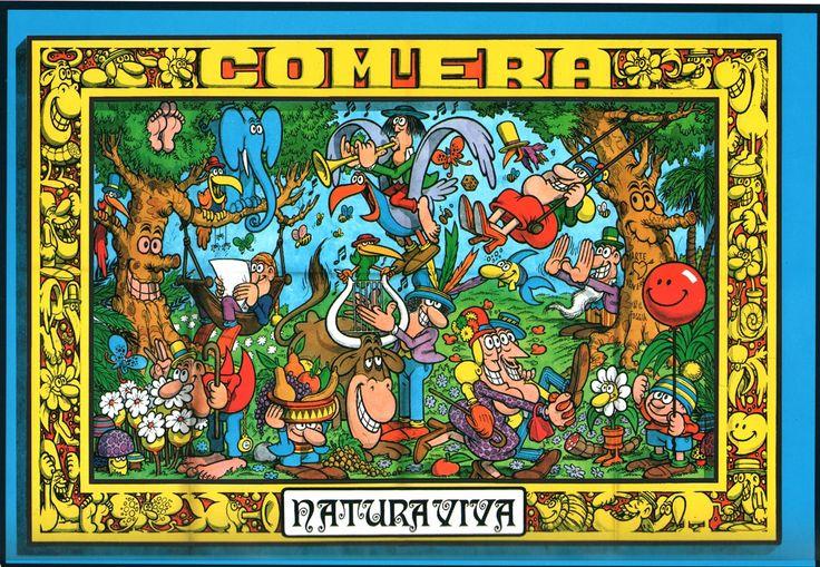 Benito Franco Giuseppe Jacovitti (Termoli, 9 marzo 1923 – Roma, 3 dicembre 1997) è stato il più geniale fumettista italiano.