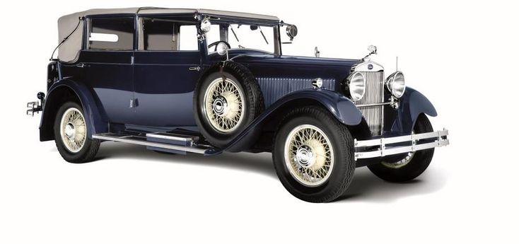 Skoda 860, Czech Republic, 1929.