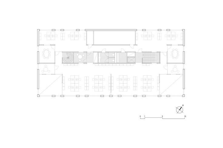 Vestre Kanalkai 20 (2014) – ARC arkitekter