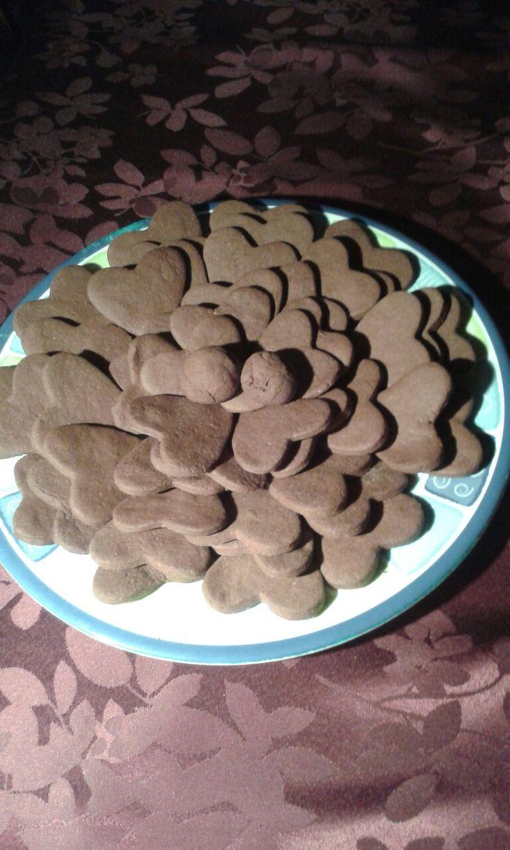 Cuoricini al cacao