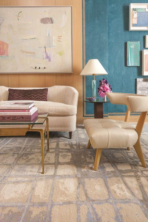 Living Room Designer Gideon Mendelson