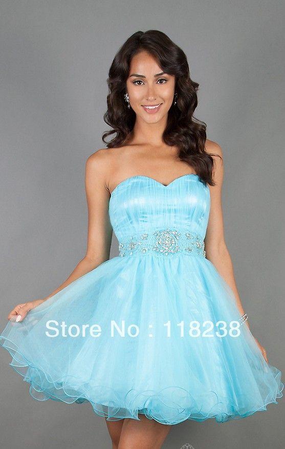 17 Best images about kalas prom dresses on Pinterest | Light blue ...