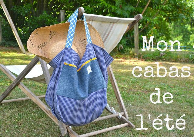 Mes sacs de l'été : exit le panier en osier et les sacs en plastiques