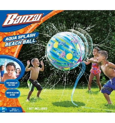 Banzai Pryskająca piłka ogrodowa - Aqua Splash Beach Ball https://pulcino.pl/banzai/794-banzai-pryskajaca-pilka-ogrodowa-aqua-splash-beach-ball.html