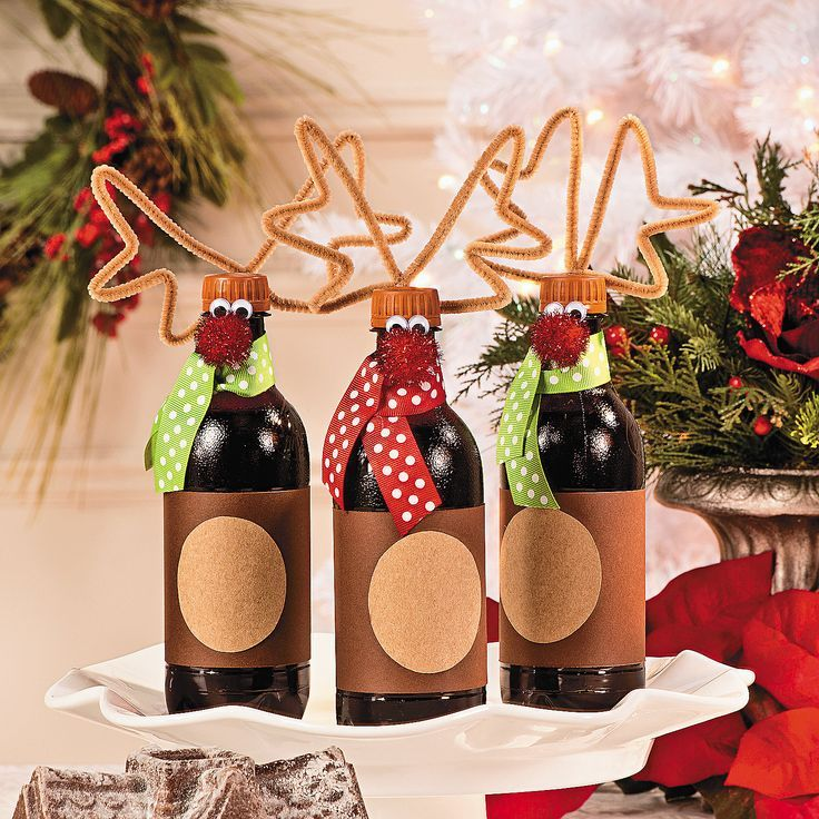 Die besten 25 rentier bier ideen auf pinterest g nsitge for Billige weihnachtsgeschenke