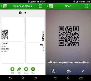 Tricks for business card app for android apps and software tricks for business card app for android apps and software pinterest free business cards business cards and card reader reheart Images