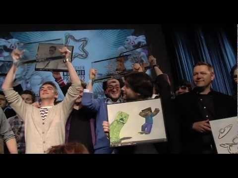 Deutscher Webvideopreis 2012 - die Gala