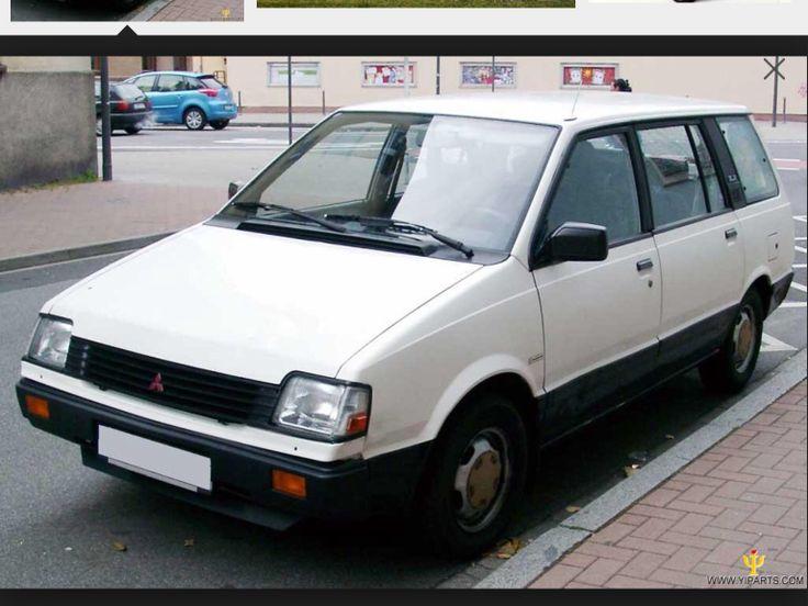 1984 Mitsubishi Space Wagon