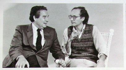 Octavio Paz y Eliot Weinberger.