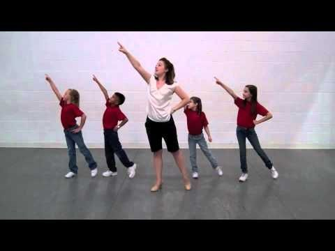 """Kids can express their inner """"elves,"""" thanks to the dance moves demonstrated in this video by Plank Road Publishing Choreographer Melissa Schott. The song """"I Want To Be An Elf"""" is by Teresa Jennings and appeared in Music K-8, Vol. 23, No. 2."""