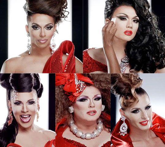 RuPaul's Drag Race Queens