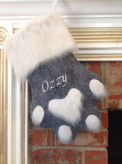 Hey, I found this really awesome Etsy listing at https://www.etsy.com/listing/238823543/personalized-dog-christmas-stocking-pet