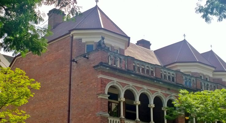 The Mansions , George Street, Brisbane